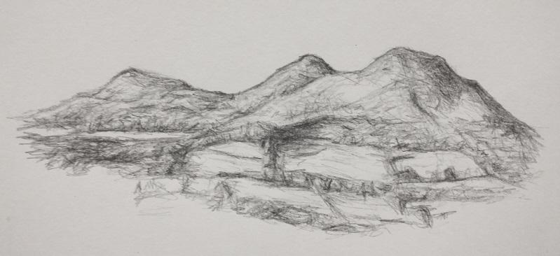 eildons sketch